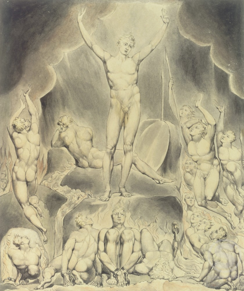 Stock Photo: 1060-361 The Expulsion 