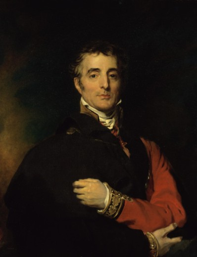 Stock Photo: 1060-467 Arthur Wellesley, 1st Duke of Wellington, K.G.