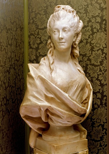 Stock Photo: 1060-470 Portrait of a Lady