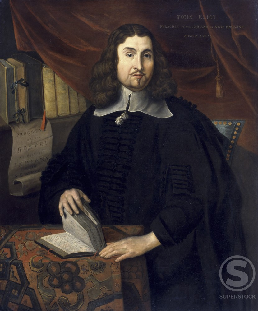 Stock Photo: 1060-481 John Eliot
