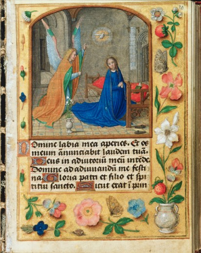 Stock Photo: 1060-619 Annunciation
