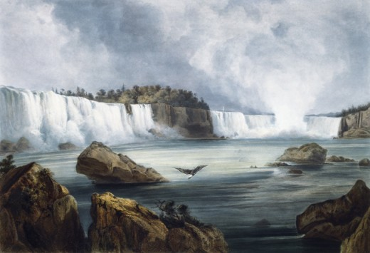 Stock Photo: 1060-845 Niagara Falls