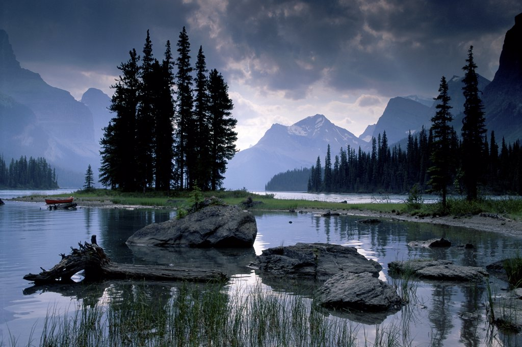 Stock Photo: 1064-181 Spirit Island