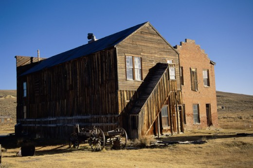 Stock Photo: 1070-577 Bodie State Historic Park