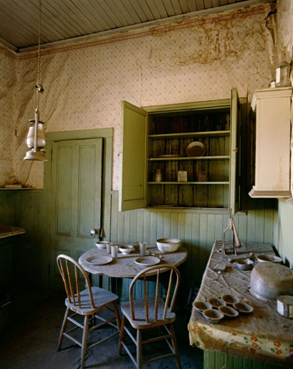Stock Photo: 1070-790A Bodie State Historic Park