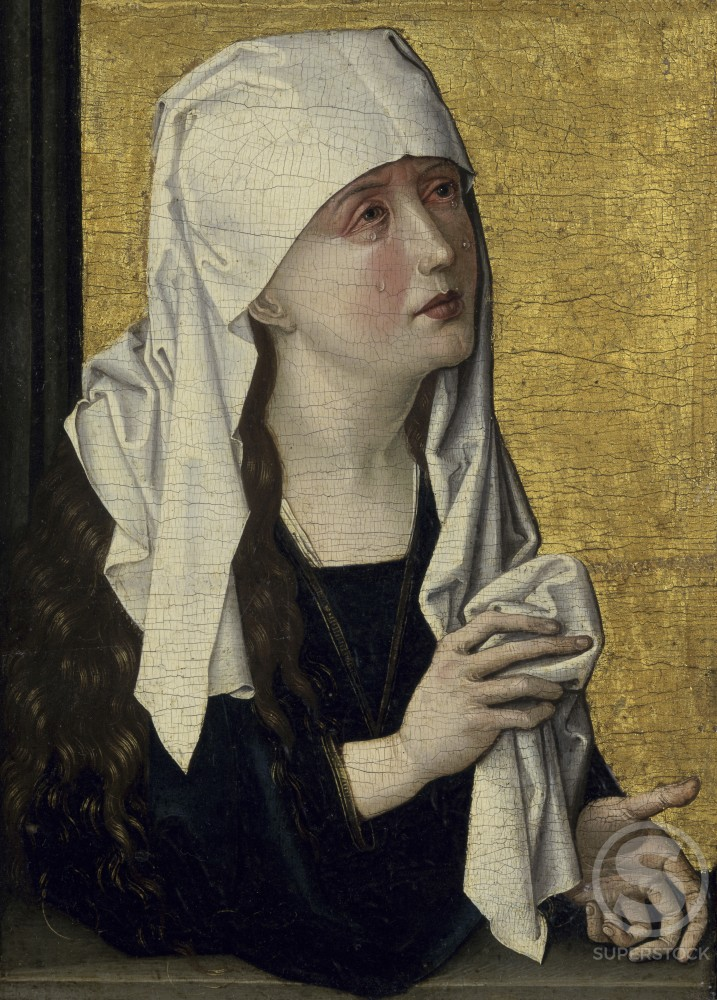 Stock Photo: 1075-171 Mother of Sorrows