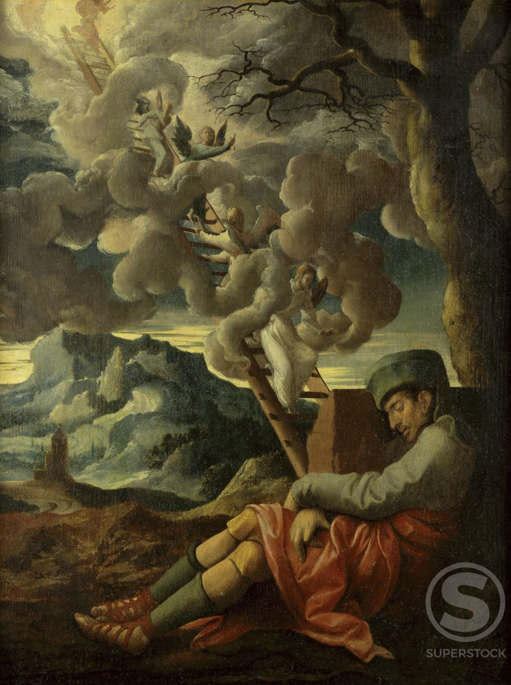Stock Photo: 1075-179 Jacob's Dream
