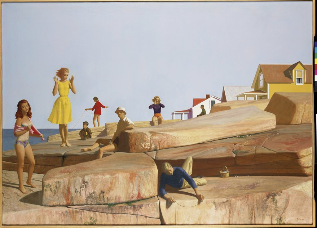 Stock Photo: 1075-277 The Good Life