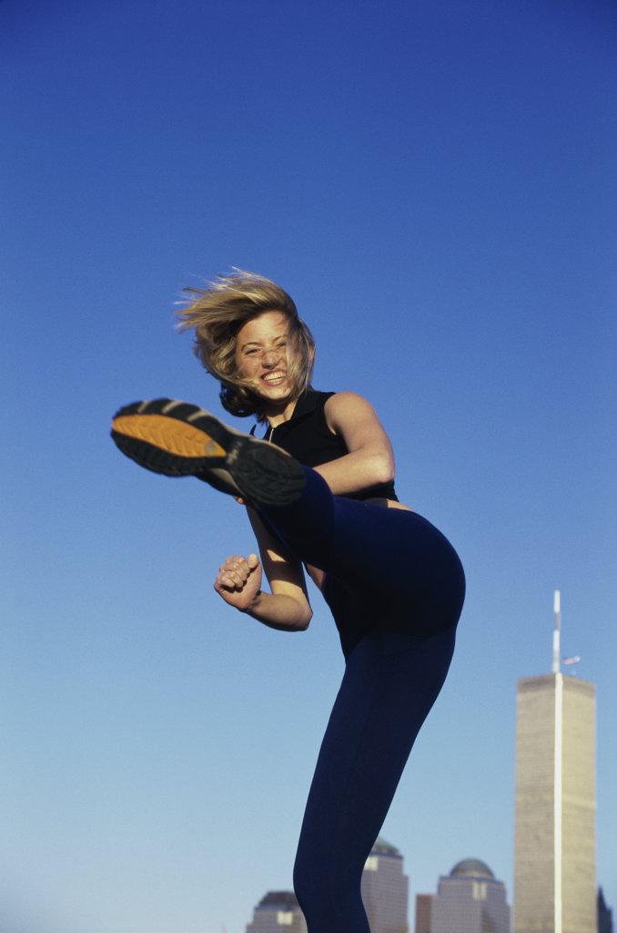 Stock Photo: 1090-283 New York City USA