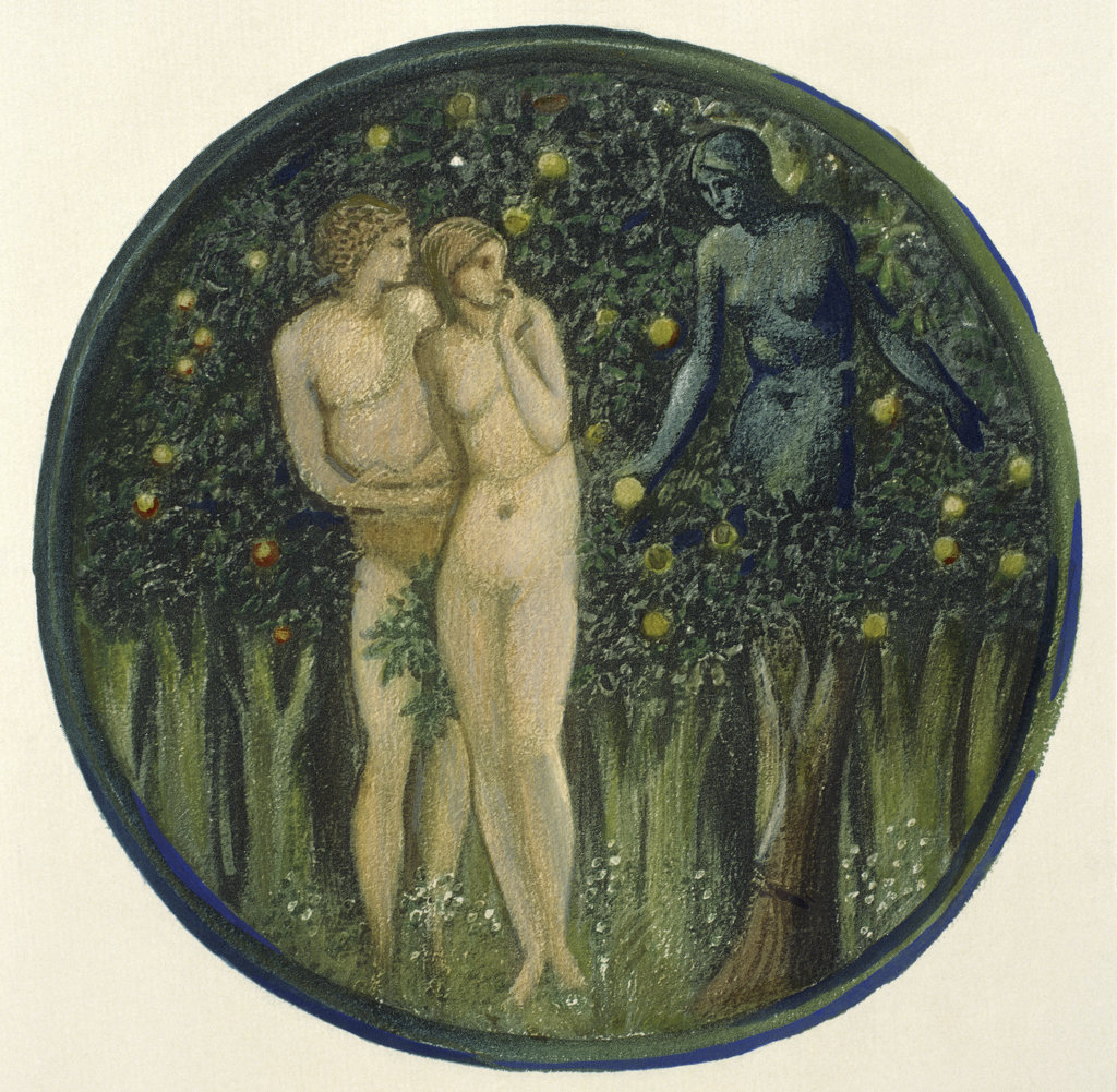 Stock Photo: 1095-290 The Temptation