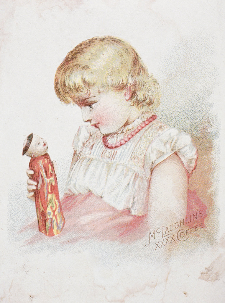 Stock Photo: 1095-595 McLaughlin's Coffee