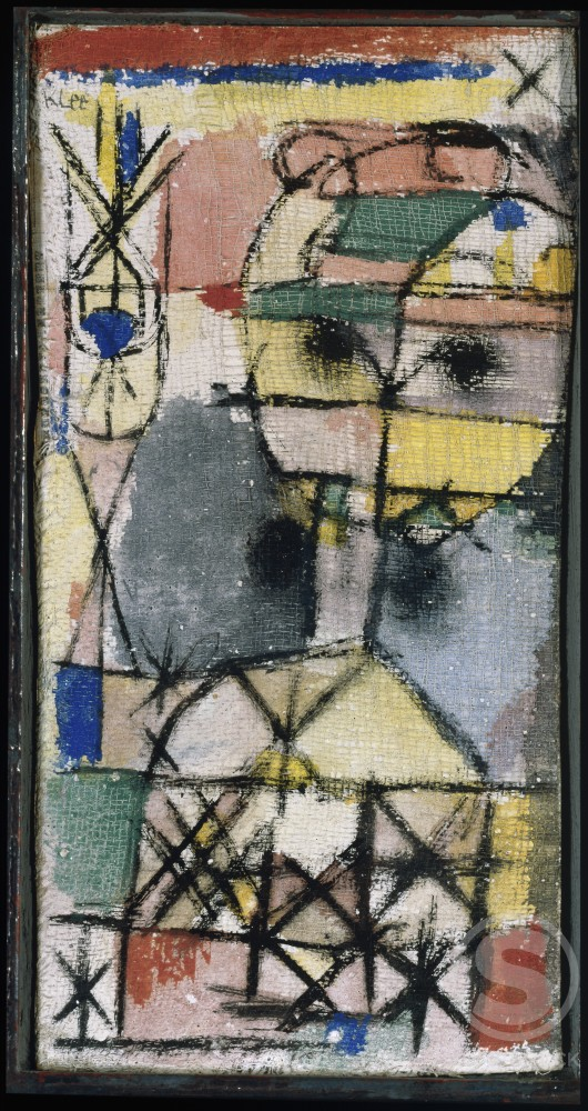 Stock Photo: 1100-289 Head 