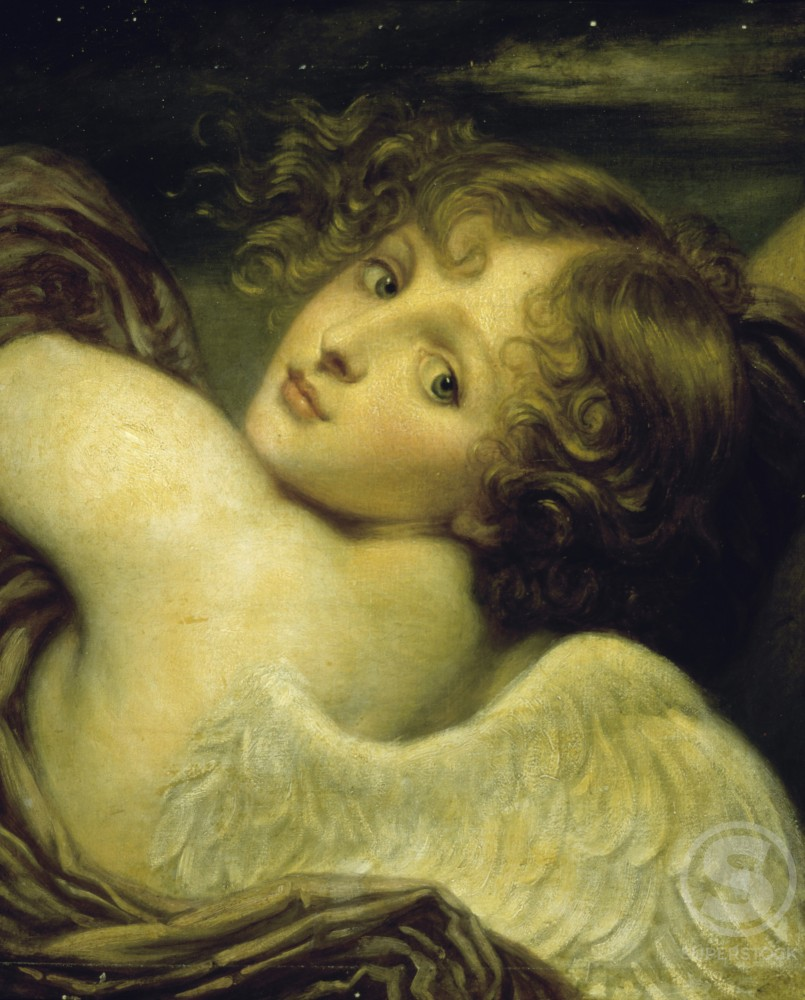 Stock Photo: 1100-323 Cupid 
