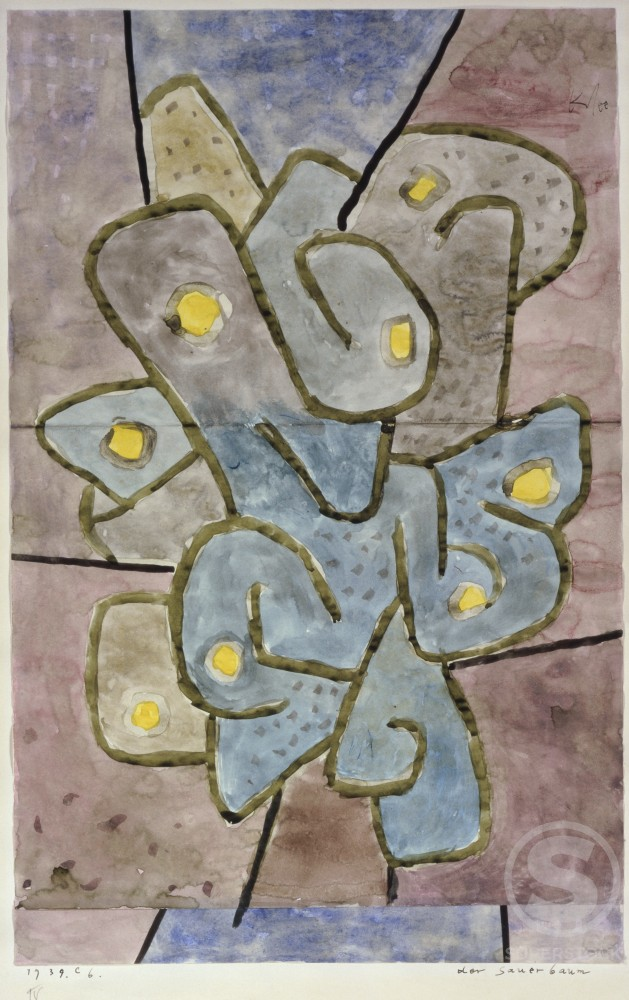 Stock Photo: 1100-381 Der Sauerbaum 