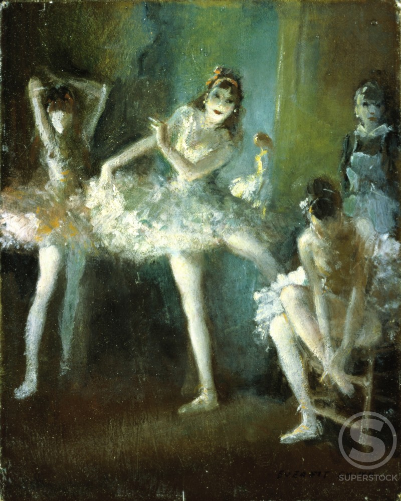 Ballet Girls 