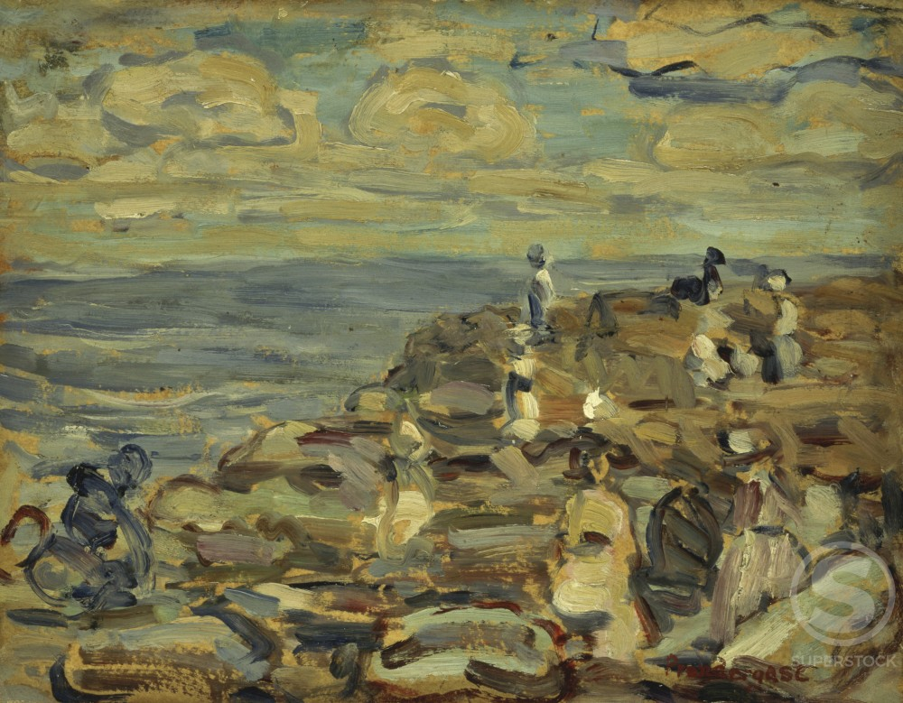 Stock Photo: 1100-706 Cape Ann