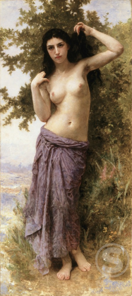 Stock Photo: 1100-830 Beaute Romane 