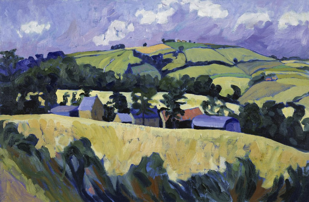 Stock Photo: 1101-514 Minehill, Warwickshire