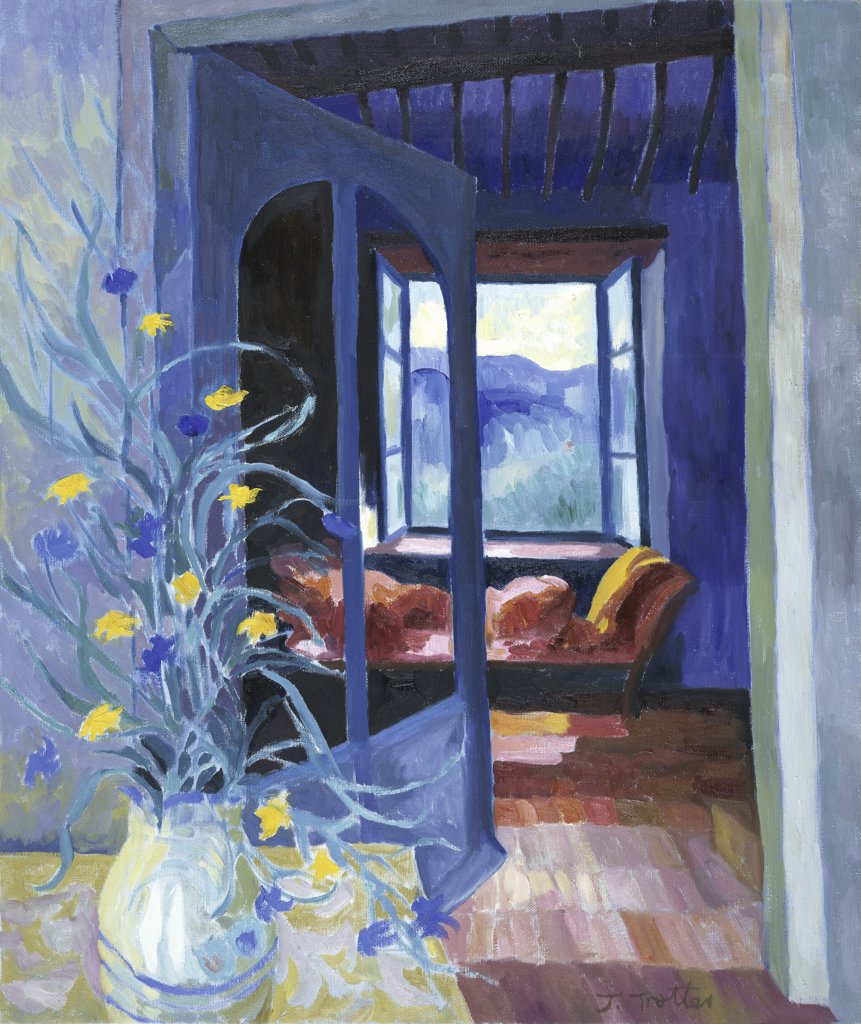 Stock Photo: 1101-538 Tuscany Interior