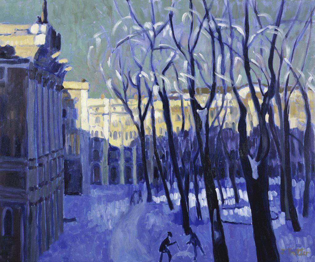 Stock Photo: 1101-547 Winter Palace Josephine Trotter (b.1940/British)