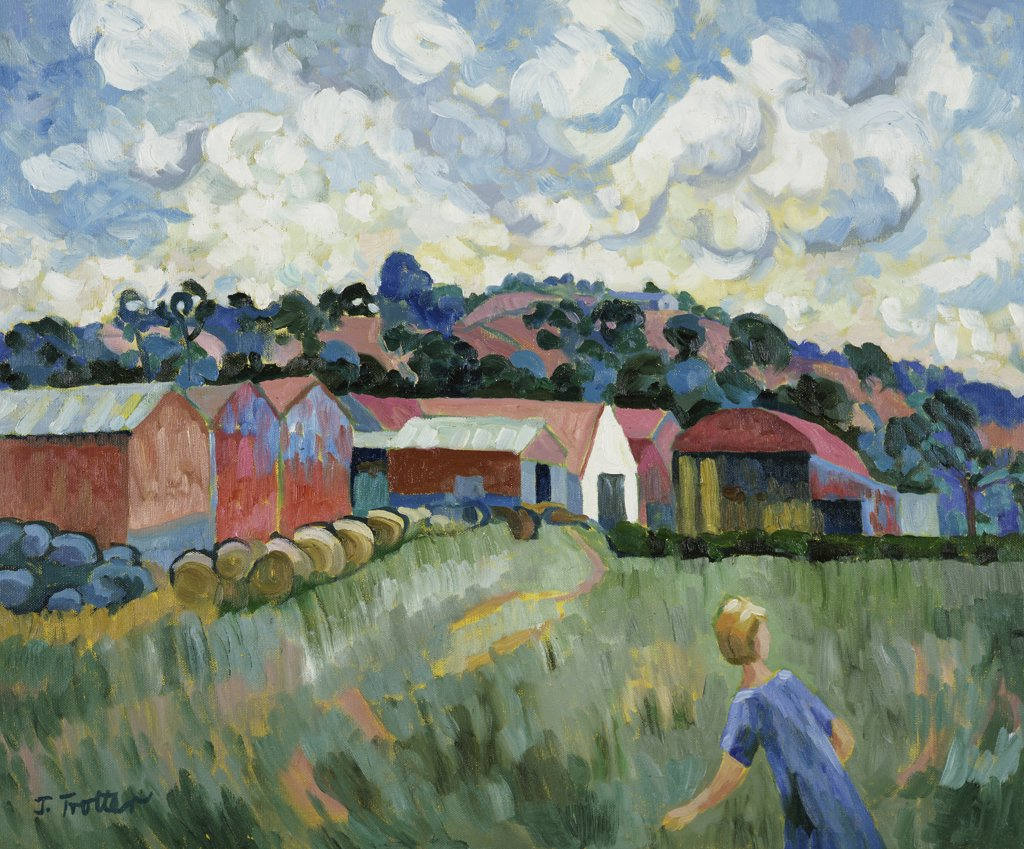 Stock Photo: 1101-559 Blair Drummond Barns