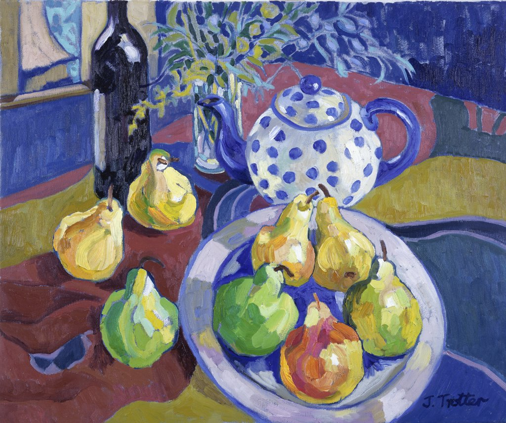 Spotted Teapot