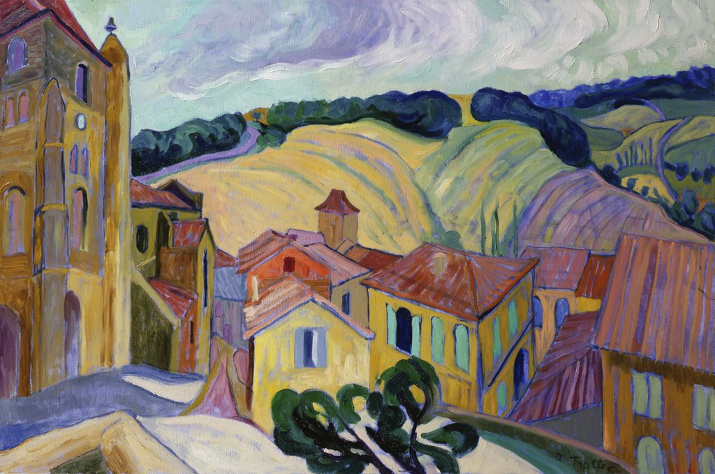 Stock Photo: 1101-574 Provence, France