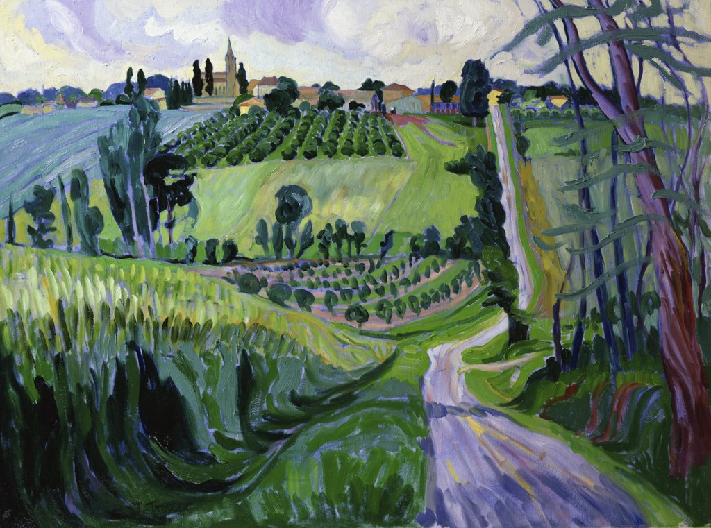 Stock Photo: 1101-577 Sainte Maurice, France