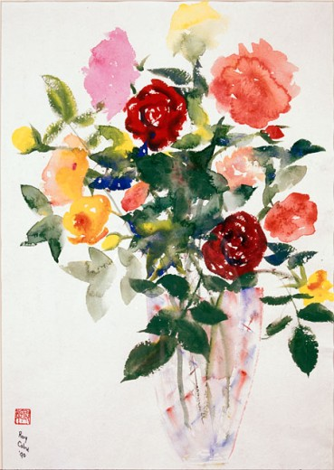 Stock Photo: 1105-434 Roses