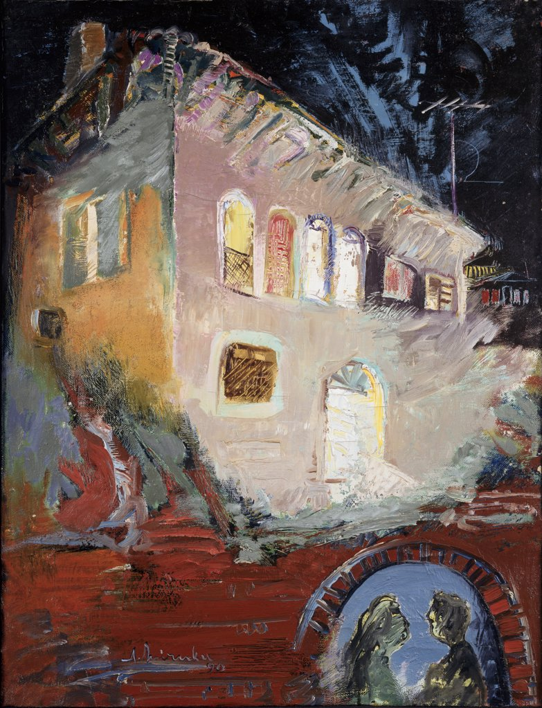 Stock Photo: 1113-20506 Evening Poetry 