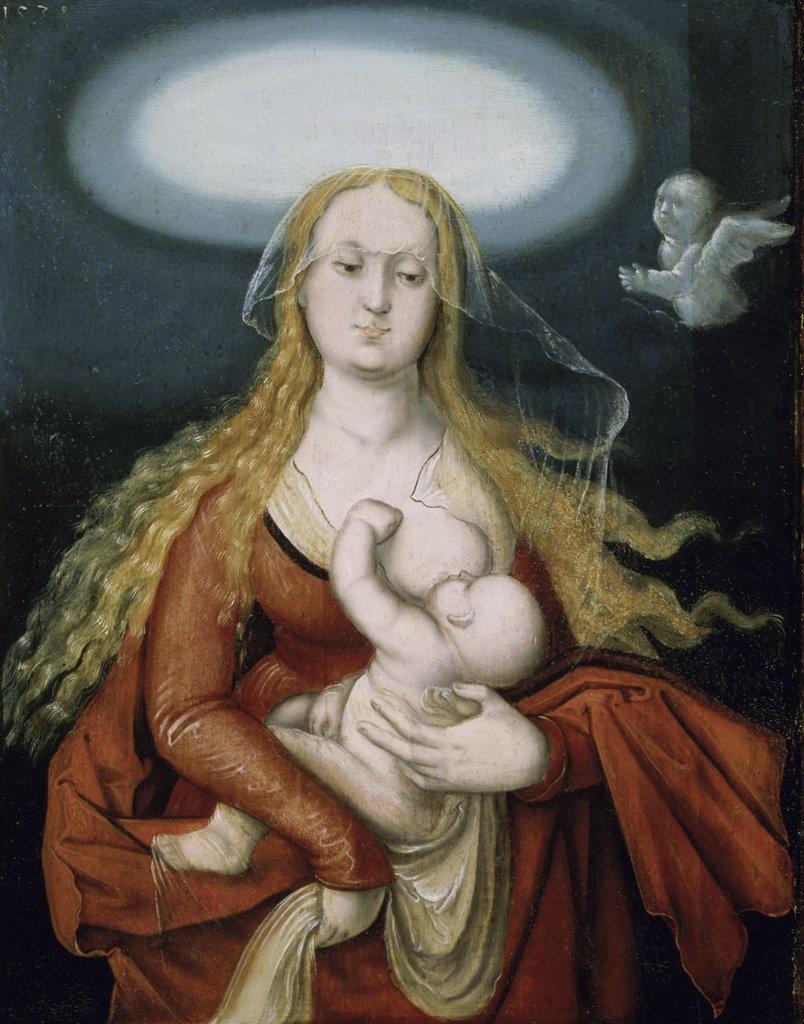 Stock Photo: 1114-1056 Virgin and Child 