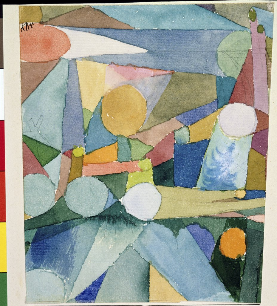 Color Shapes