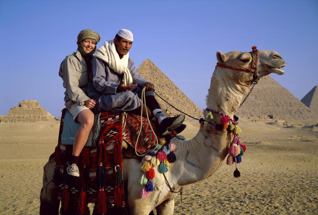 Stock Photo: 1119-264 Giza  Egypt