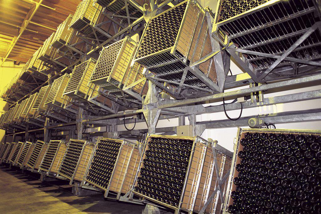 Chandon Winery Napa Valley California USA  : Stock Photo