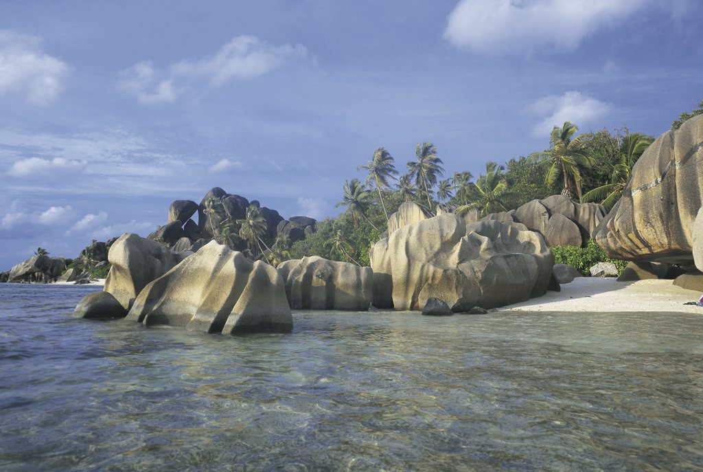 Anse Source d'Argent