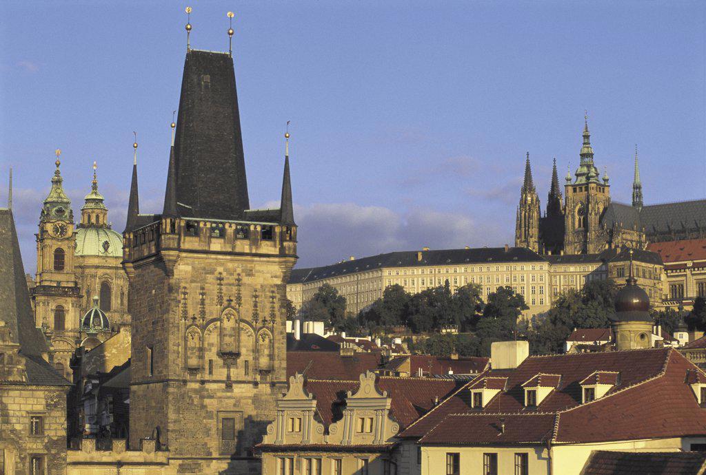 Prague Czech Republic : Stock Photo