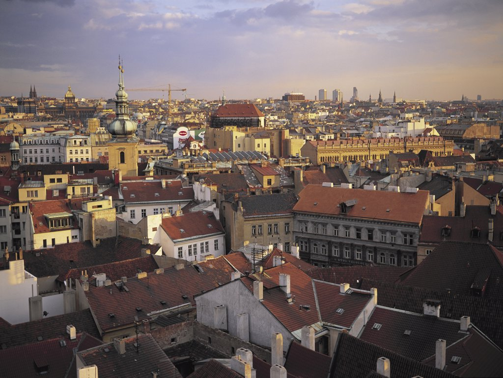 Stock Photo: 1119-668 Prague