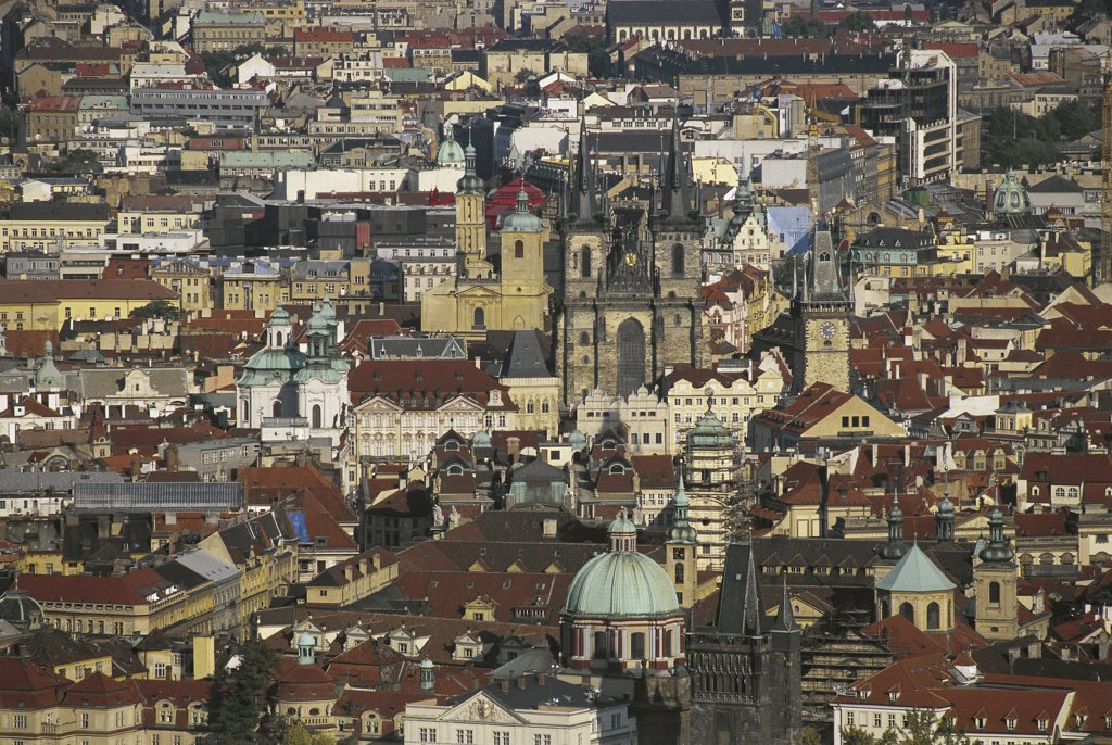 Stock Photo: 1119-672 Prague