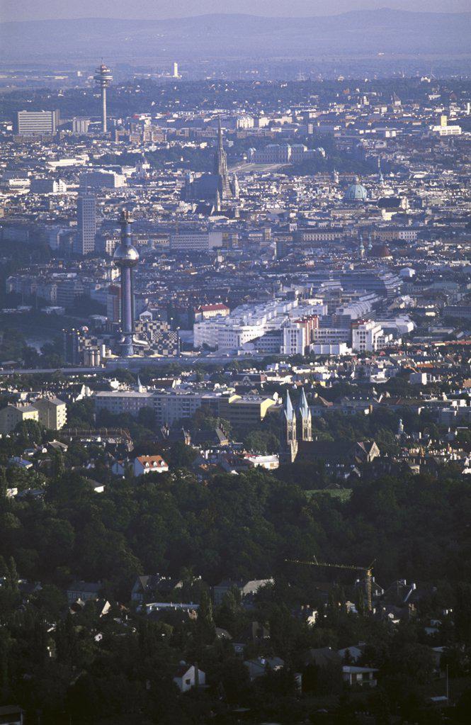 Stock Photo: 1119-730 Vienna Austria