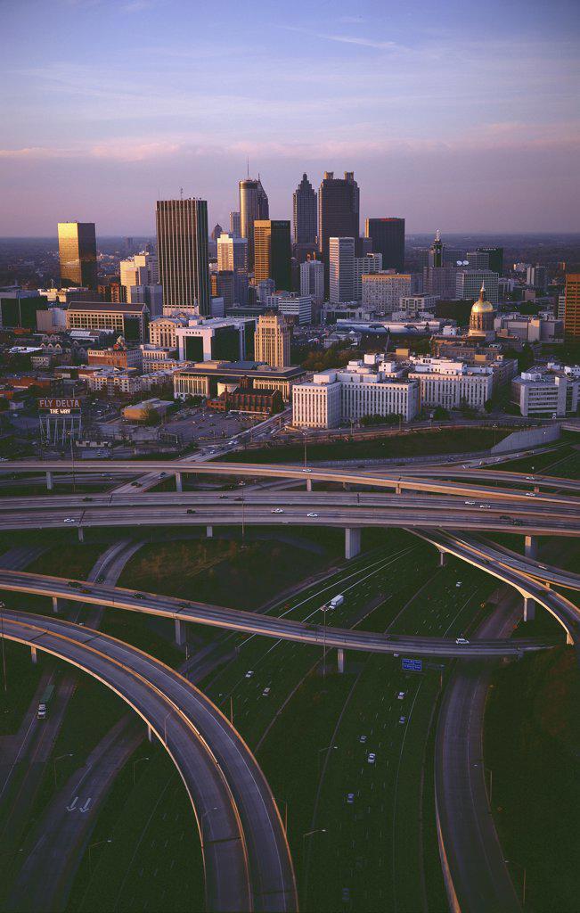 Atlanta Georgia USA : Stock Photo