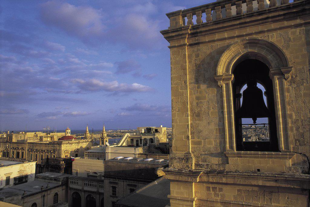 Valletta Malta : Stock Photo