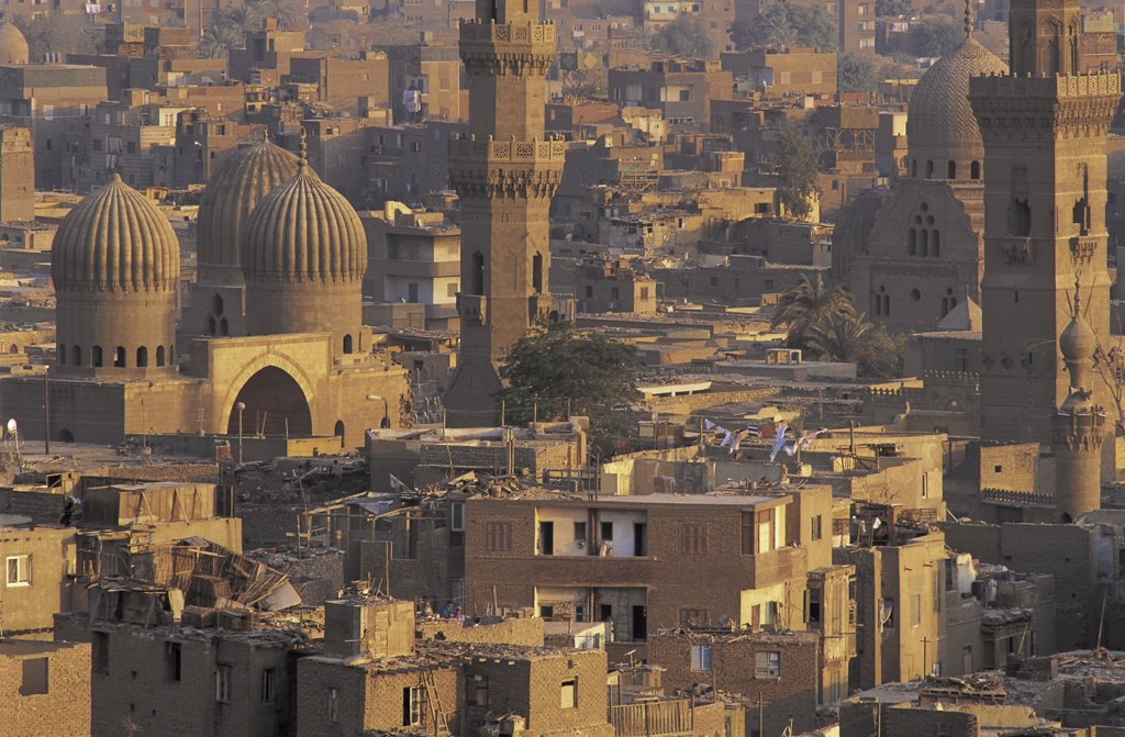 Stock Photo: 1119-901 Cairo