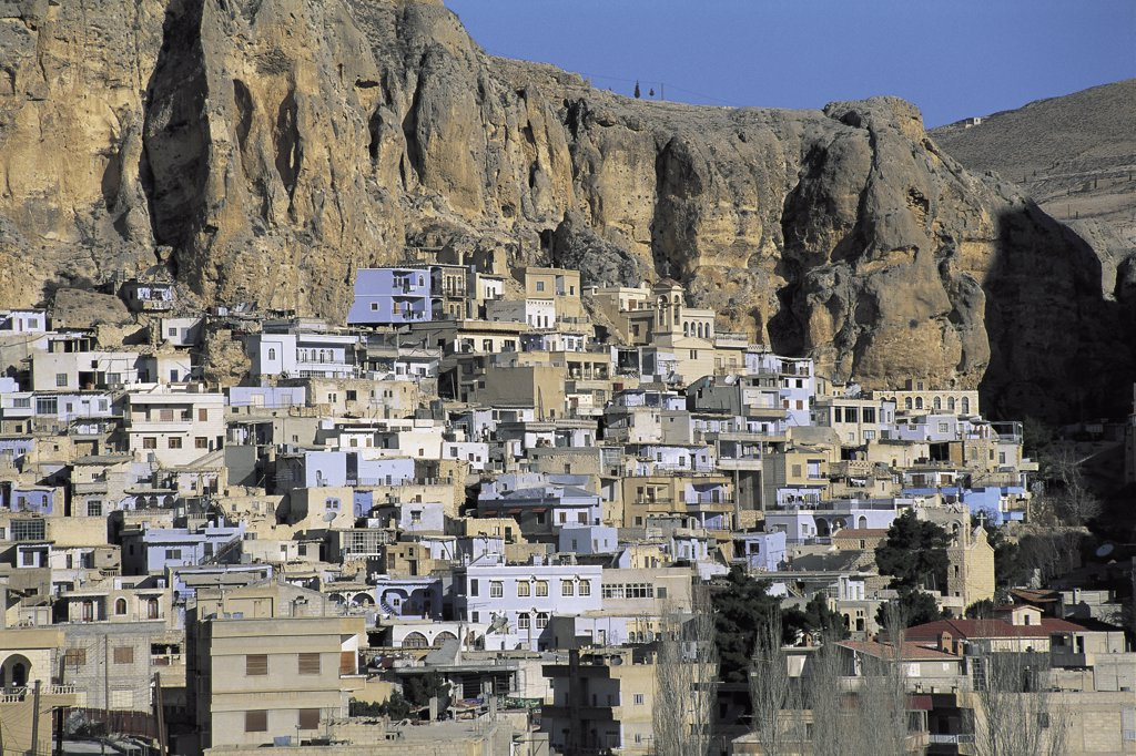 Stock Photo: 1119-932 Maaloula