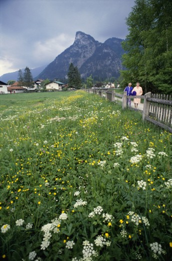 Stock Photo: 112-4485 Oberammergau