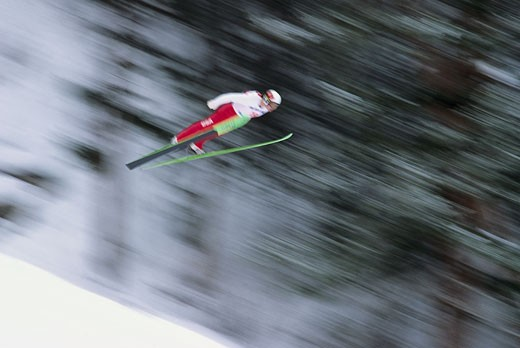 Nordic Ski Jumping