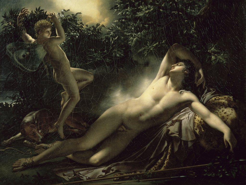 The Sleep of Endymion 