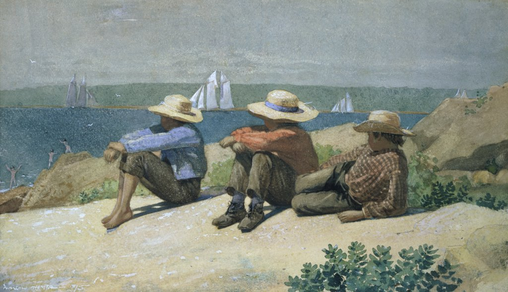 On the Beach