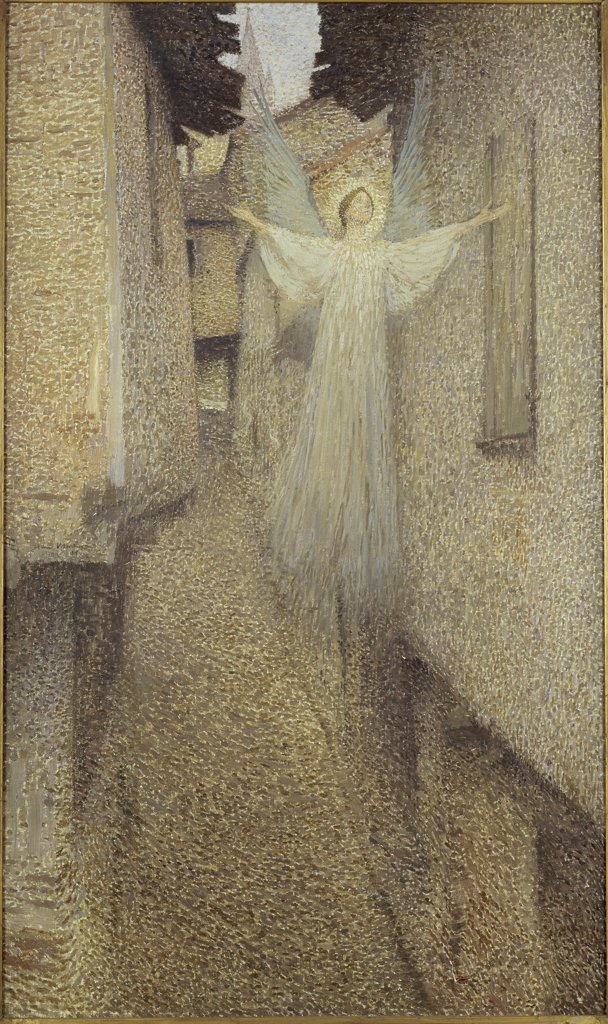 Stock Photo: 1158-1076 The Apparition 