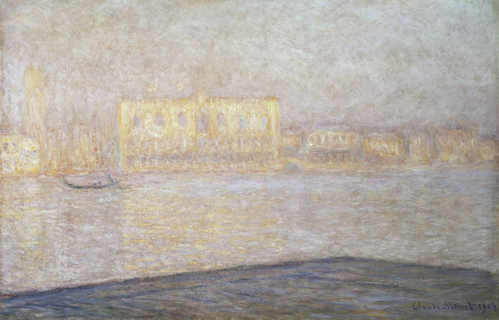 Duke's Palace Seen from San Giorgio