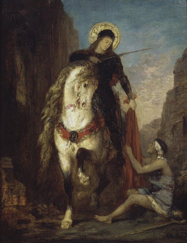 Stock Photo: 1158-1138 St. Martin 